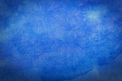 голубая картина Стоковая Фотография RF
