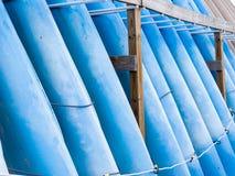 голубая картина Стоковое Фото