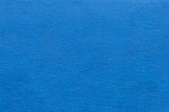 Голубая конкретная текстура для предпосылки Стоковые Фотографии RF