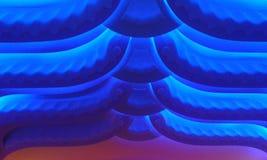 Голубая красота Стоковые Изображения RF