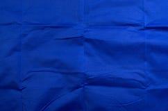 Голубая материальная предпосылка Стоковые Изображения RF