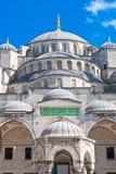 Голубая мечеть стоковые изображения