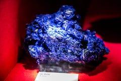 Голубая медь стоковые фото
