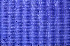 Голубая мозаика предпосылки Стоковая Фотография RF