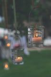 голубая подвязка цветка деталей шнурует венчание Стоковое Изображение RF