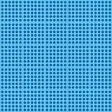 Голубая предпосылка абстрактной технологии с безшовным Стоковые Фотографии RF