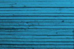 Голубая предпосылка, деревянная текстура, деревянная предпосылка штабелировала древесину Стоковое Фото