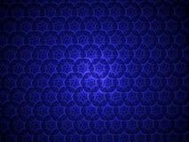 Голубая предпосылка картины Стоковая Фотография