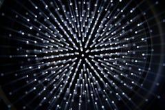 Голубая предпосылка конспекта движения Стоковые Фото