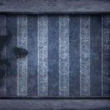 Голубая предпосылка обоев Стоковая Фотография RF
