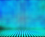 Голубая предпосылка светлого этапа СИД иллюстрация вектора