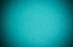 Голубая предпосылка стены Стоковое Изображение