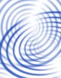 Голубая предпосылка Стоковые Изображения RF