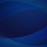 Голубая предпосылка 01 Стоковое Изображение RF