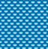 Ретро геометрическая картина Стоковое фото RF
