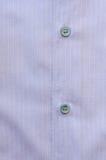 голубая рубашка Стоковая Фотография