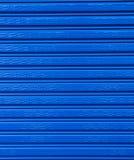 Голубая стальная предпосылка Стоковое Фото