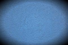 голубая стена текстуры Стоковое фото RF