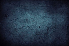 Голубая стена Стоковое фото RF