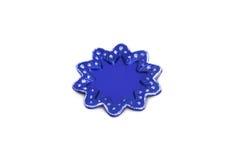 Голубая стойка фарфора праздника Стоковое Изображение RF