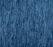 Голубая текстура ковра ткани Стоковое Фото