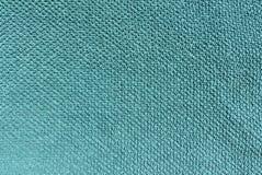 Голубая текстура полотенца ванны цвета Стоковые Изображения