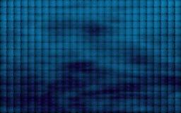 Голубая текстура предпосылки Стоковое Изображение