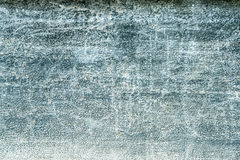 Голубая текстура стены pluster Стоковое фото RF