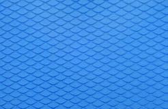 Голубая текстура для бумаги стены Стоковая Фотография