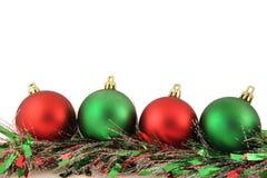 голубая тень орнамента иллюстрации цветка рождества Стоковые Фото