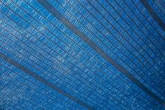 Голубая тень Стоковые Фотографии RF