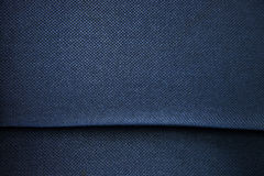 Голубая ткань Стоковое Изображение