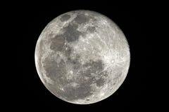 голубая луна Стоковая Фотография