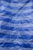 голубая холстина Стоковые Изображения RF