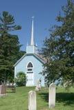 Голубая церковь Стоковые Фото