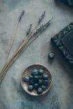 Голубики Стоковые Фото