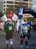 Голубое †«Roanoke марафона Риджа, Вирджиния, США Стоковые Фотографии RF