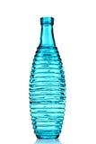 голубое бутылочное стекло Стоковые Фотографии RF