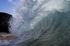 Голубое испанское отверстие Стоковые Фотографии RF