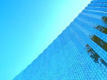 Голубое небо и предпосылка стоковая фотография rf