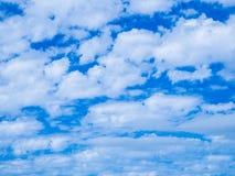 голубое небо облака Стоковое фото RF