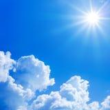 Солнечний свет Стоковое Фото