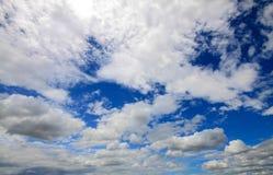 голубое небо Стоковое Фото