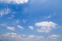 голубое небо Стоковые Фотографии RF