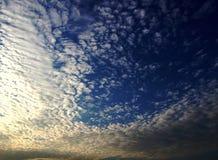 голубое небо Стоковая Фотография RF