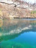 Голубое озеро Россия Kabardino-Balkaria Стоковое Изображение