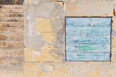голубое окно Стоковые Изображения RF