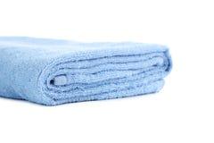 голубое полотенце Стоковое Изображение RF