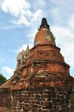 голубое старое небо pagoda Стоковое Изображение RF