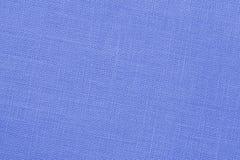Голубое фиолетовое backround - Linen холст - фото запаса Стоковые Изображения RF